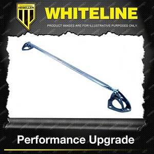 Whiteline Front Brace - Strut Tower Premium Quality For Mazda Mazda3 BK BL