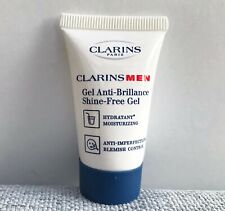 Clarins Men Shine Free Gel Moisturizing Blemish Control, 12ml, Brand New