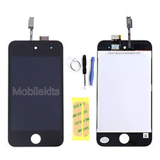 LCD Digitizer Touch Screen Glass Replacement For iPod Touch 4 4th 4 Gen + Tools