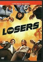 THE LOSERS (2010) un film di Sylvain White - DVD EX NOLEGGIO - WARNER