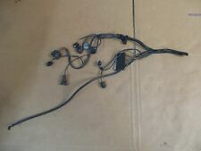 01-06 BMW E46 M3 SMG Right Firewall Wiring Harness HEADLIGHT Plugs & Wires ONLY