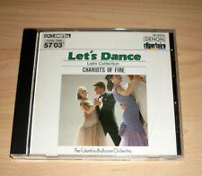 CD Album Sampler - Let's Dance - Latin Collection - Chariots of Fire (Rumba +..)