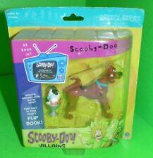 Scooby Doo Villanos Figuras De Acción Serie #27452 Espeluznantes Scooby & Sundae Menta OC