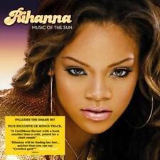 Music of The Sun 0602498851463 by Rihanna CD