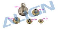Allinea DS535 Servo Gear Set HSP53502T