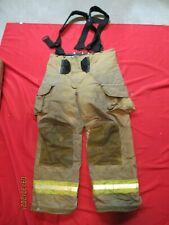 Lion Janesville 40l Firefighter Turnout Bunker Gear Pants Tow Suspenders