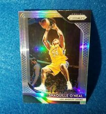 2018-19 PANINI PRIZM SHAQUILLE O'NEAL SILVER PRIZM #35