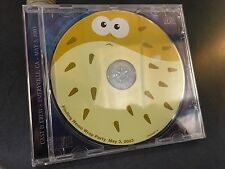 Disney Pixar Finding Nemo Employee Soundtrack Wrap Party Gift Cd