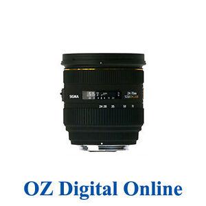 New Sigma 24-70mm 24-70 F2.8 f/2.8 EX DG HSM Lens Canon