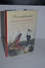 Swamplandia! by Karen Russell 1st/1st 2011 Knopf Hardcover