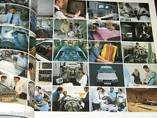 Development Of The Large Bmw 7, huge promo book English/German/French languages