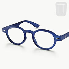 Montana Size 51-20-145 Power 2.50 Blue Reading Glasses by MONTANA BlwA8