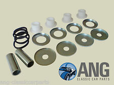 TRIUMPH SPITFIRE, GT6, HERALD, VITESSE FRONT TRUNNION BUSH REPAIR KITS x 2
