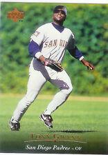 Tony Gwynn 1995 Upper Deck #135  San Diego Padres HOF Outfielder NMMT