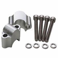 22.2 mm (7/8) barras Motocicleta Manillar Riser Kit, Moto 30 mm de alto Riser Kit