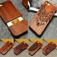 Unbranded/Generic Wooden/Bamboo Patterned Mobile Phone Fitted Cases/Skins