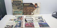 Model train railway book lot mixed Hornby track plans basics beginners catalog