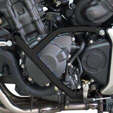 PARAMOTORE MOTORE-Paraurti Honda cbf600 CBF 600 pc38 04-07 NERO Crash Bar