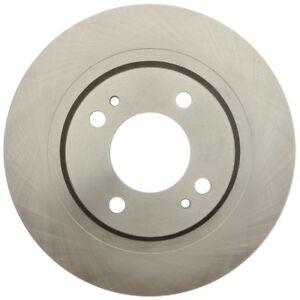 Disc Brake Rotor-Non-Coated Front ACDelco Advantage 18A82091A