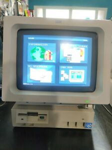 Ordenador PC iBM PS/1 completo