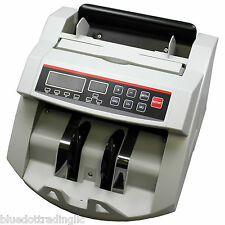US SELLER ~ BILL MONEY COUNTER WITH DISPLAY!!! WORLDWIDE CURRENCY!!