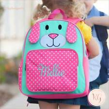 Pink Puppy Girls Preschool Back Pack