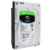 1-6TB Hard Drive 7200 Rpm For CCTV Security Camera DVR NVR Seagate SkyHawk