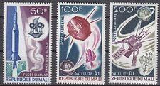 Mali Nr. 141-143** Französische Weltraumforschung