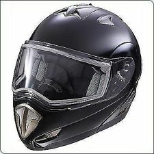 NEW 286117006 Polaris Snowmobile MODULAR Helmet  black LARGE  2861170