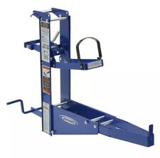 Werner Steel Pump Jack 24 In Wide Durable Pole Track System Reliable Performance