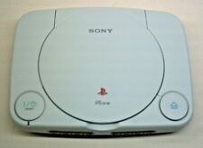 REGION FREE. CHIPPED SONY PLAYSTATION 1 / PS1 PSONE SCPH-102 CONSOLE ONLY (10).