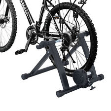 Homcom bicicletta magnetico Turbo Trainer esercizi fitness training indoor