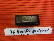 1996 Honda Accord Rear glass window Defrost Switch button 35500-SV1-A01