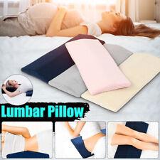 Lumbar Support Wedge Pillow Memory Foam Bed Cushion Sleeping Back Pad 60 cm ❤