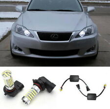 6000K White 9005 LED DRL Kit For Lexus Toyota High Beam Daytime Running Lights