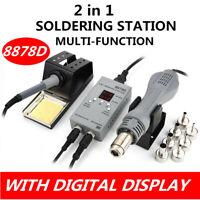 Soldering Handle for DSK T12-D Soldering Station/&T12-K Soldering Iron Tip Kit FZ
