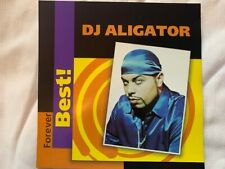 DJ ALIGATOR - Forever BEST ( Collectible, 2 CD in the set, NEW, FActory Sealed )