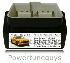 Stage 13 Performance Power Tuner Chip [Add 150HP 8MPG] OBD Tuning for Mitsubishi