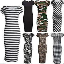Unbranded Midi Striped Dresses for Women
