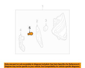 Mercedes MERCEDES-BENZ OEM 2015 CLS550-Exterior Bulb 000000008154