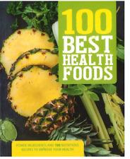 100 Best Health Foods (Paperback) - BRAND NEW