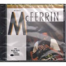 Bobby McFerrin CD The Best Of BOBBY McFerrin / Bleu Note scellé 0724385332920