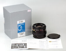 New Rollei Rolleiflex AF-Xenotar 80mm f/2.8 PQS HFT lens for 6000/6008