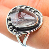 Garden Quartz 925 Sterling Silver Ring Size 8 Ana Co Jewelry R30183F