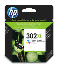 Inchiostro tricolore 302xl Original Stampanti HP Cartuccia Hewlett Packard