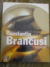 CONSTANTIN BRANCUSI BIOGRAPHIE OEUVRES P. CABANNE TERRAIL SCULPTURE