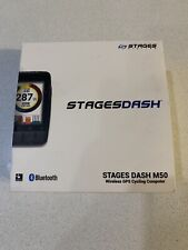 Stages Dash M50 Cycling GPS Computer. New (other). Boxed And Unused
