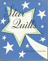 Star Quilts - Complete Instructions for Twelve Quilts - Vintage