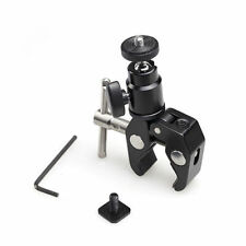 SmallRig Clamp Mount V1 w/ Ball Head Mount Hot Shoe Adapter Cool Clamp 1124 AU