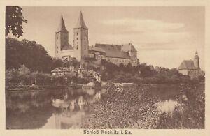 Rochlitz AK uralt Schloss Sachsen 2109072